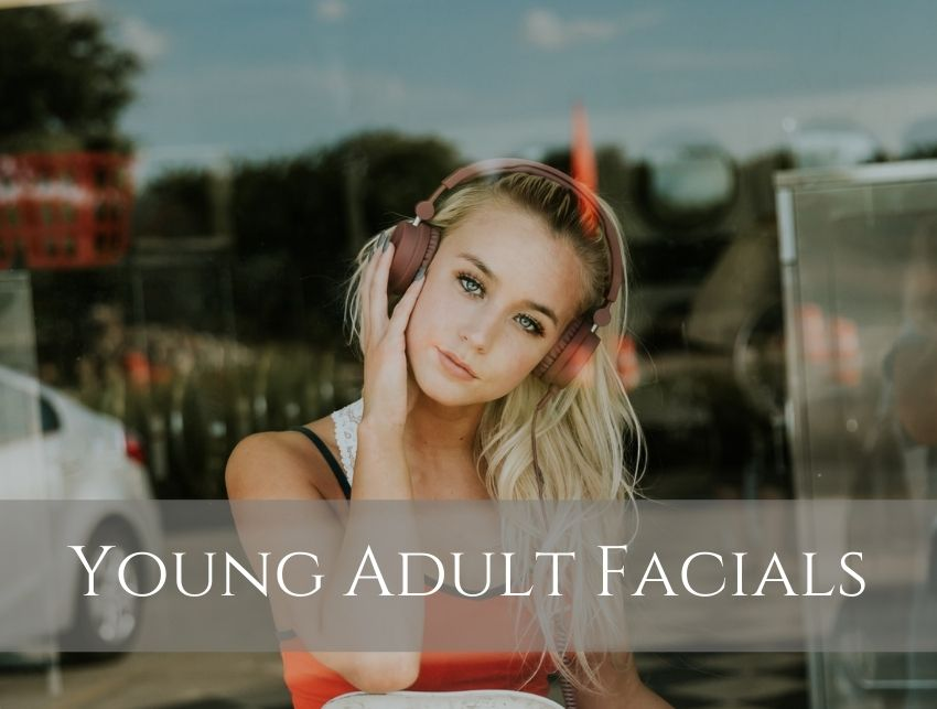 Young Adult Facial Vanity Rooms Stepaside