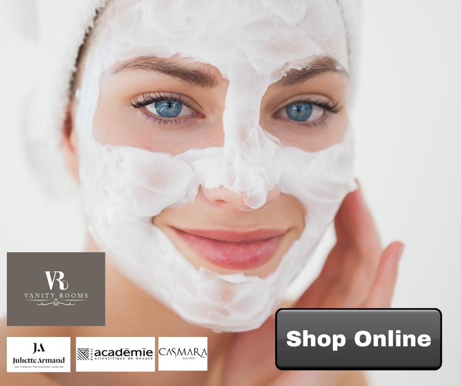 vanity rooms online beauty shop